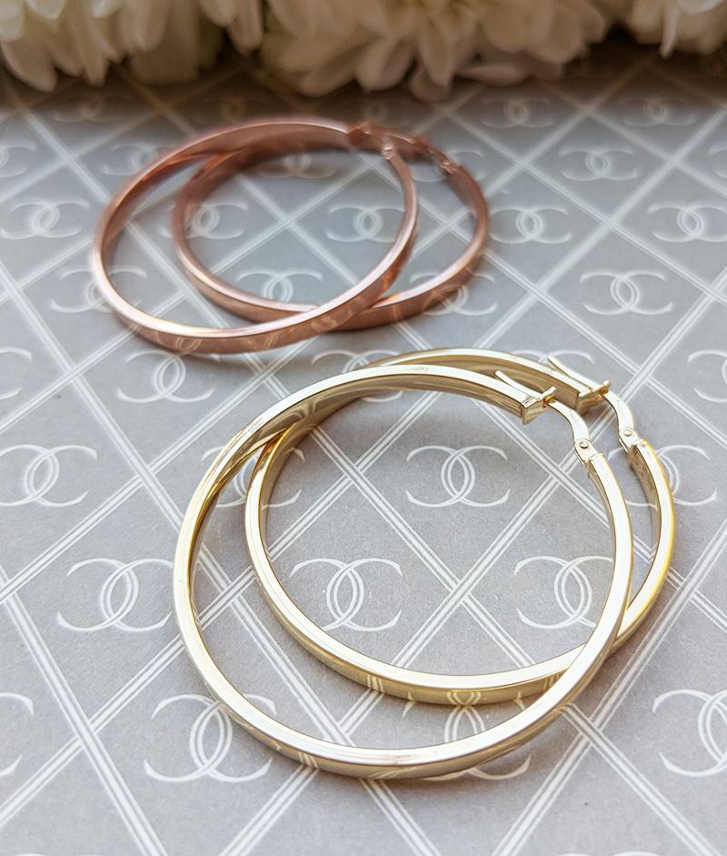 Yellow Gold Diamond Earrings Uk