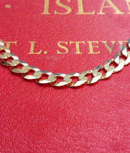 chunky-9ct-yellow-gold-7mm-diamond-cut-curb-chain-necklace